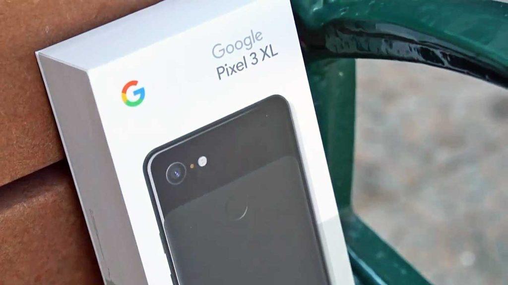 Pixel 3 XL 2 1 1024x576 - نگاه اولیه به گوگل پیکسل 3 ایکس ال (Pixel 3 XL)