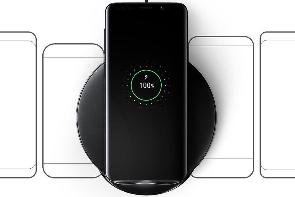 Samsung may soon luanch its cheapest wireless charger - شارژر وایرلس سریع ارزان سامسونگ به زودی به قیمت 20 دلار عرضه می شود