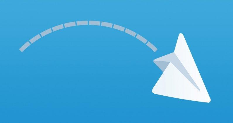تلگرام قطع است