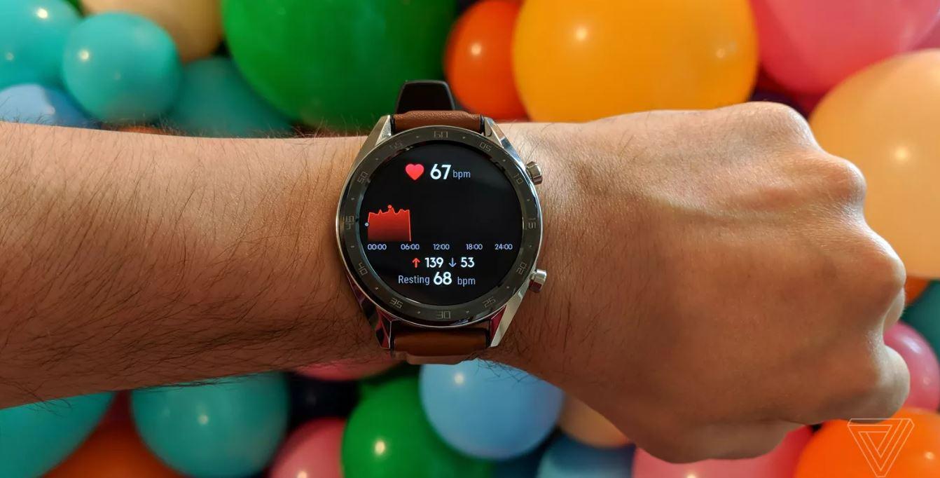 ساعت هوشمند هوآوی واچ جی تی (Huawei Watch GT) با سیستم عامل اختصاصی رسما معرفی شد