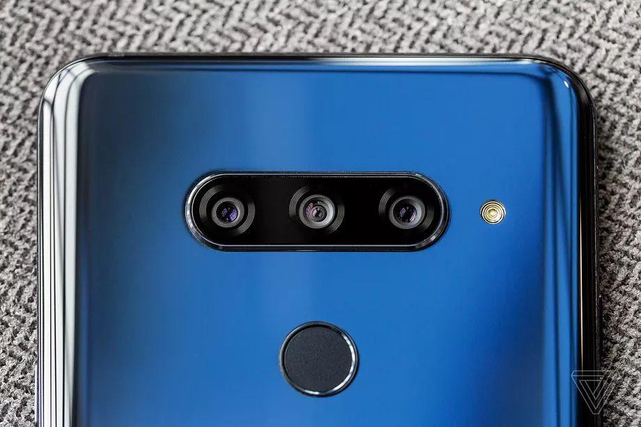 ال جی وی ۴۰ تینکیو (LG V40 ThinQ) رسما معرفی شد، ۱ موبایل ۵ دوربین