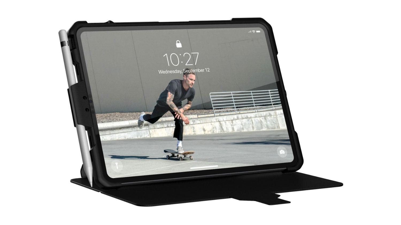 قاب پایه دار آیپد پرو ۲۰۱۸ (iPad Pro 2018) لو رفت