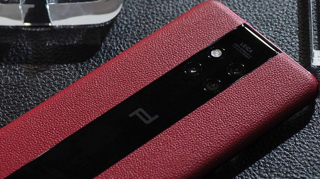 هوآوی میت ۲۰ آر اس (Huawei Mate 20 RS) نسخه پورشه دیزاین و 2100 یورویی میت ۲۰