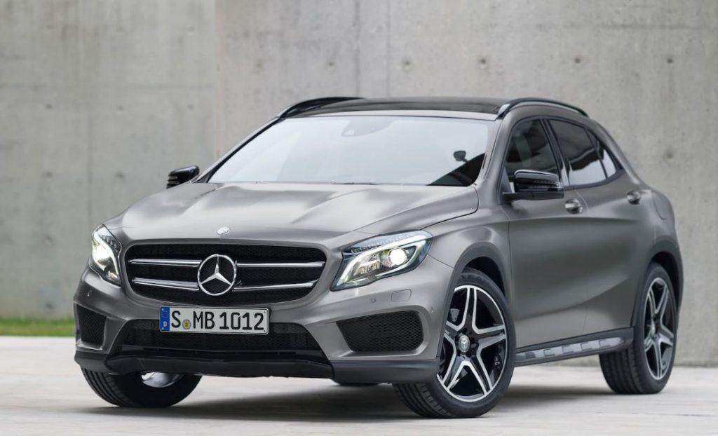 مرسدس بنز جی ال ای (Mercedes Benz GLA)