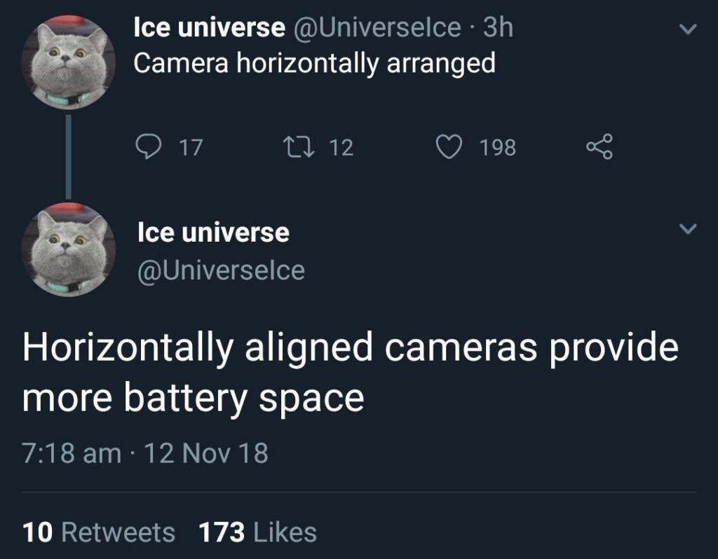 طراحی دوربین گلکسی اس ۱۰