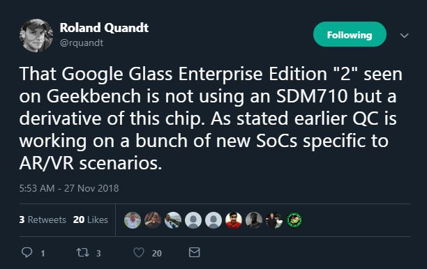 گوگل گلس ۲