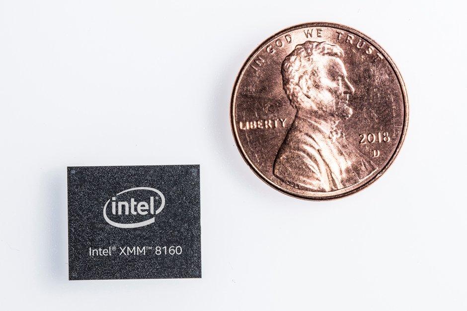 مودم 5G اینتل XMM 8160 با سرعت ۶ گیگابیت بر ثانیه رسما معرفی شد