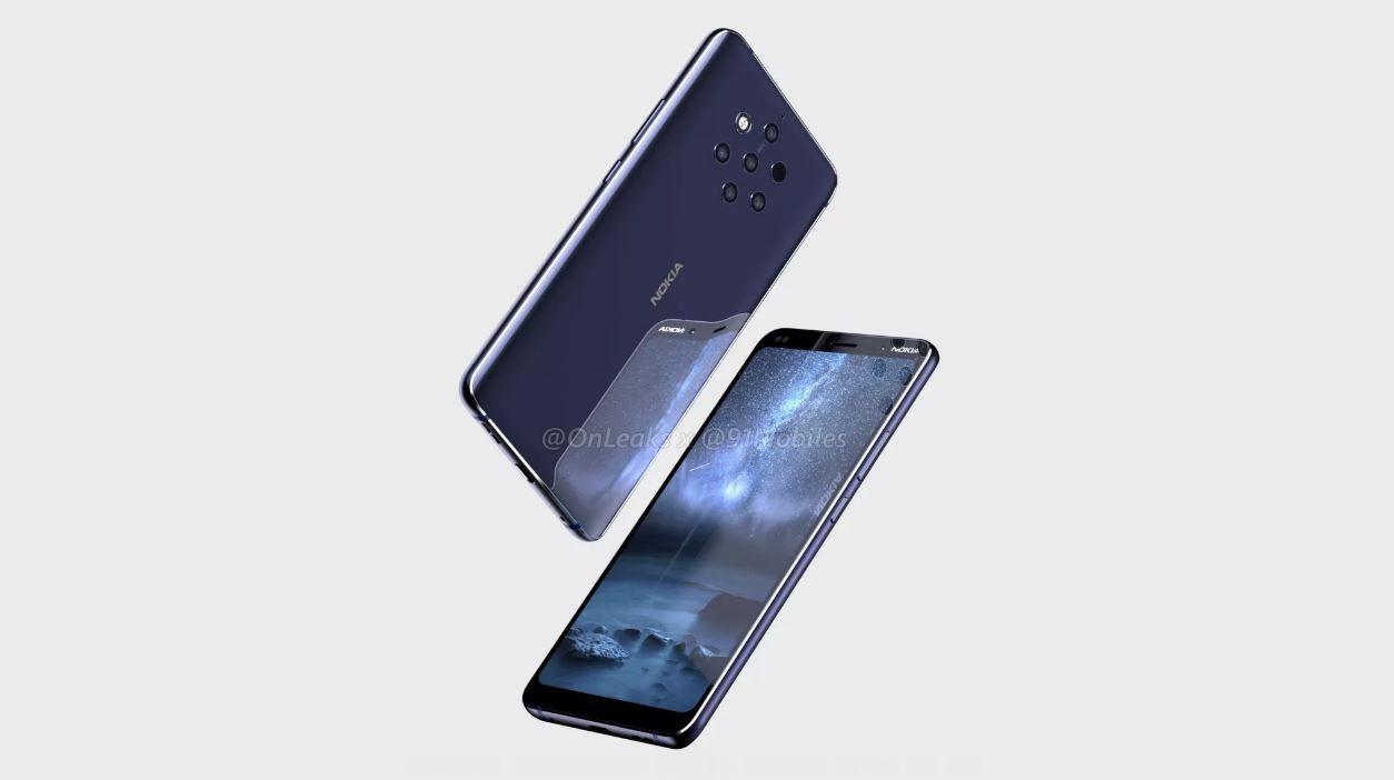 نوکیا ۹ (Nokia 9)