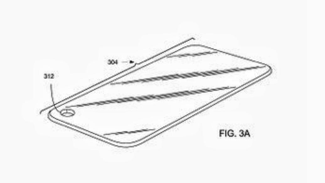 آیفون با سوراخ نمایشگر در حق اختراع اپل دیده شد