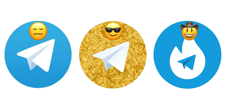 تلگرام طلایی هاتگرام تلگرام