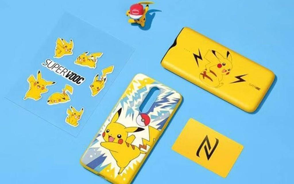 پاوربانک ۵۰ واتی Pikachu اوپو