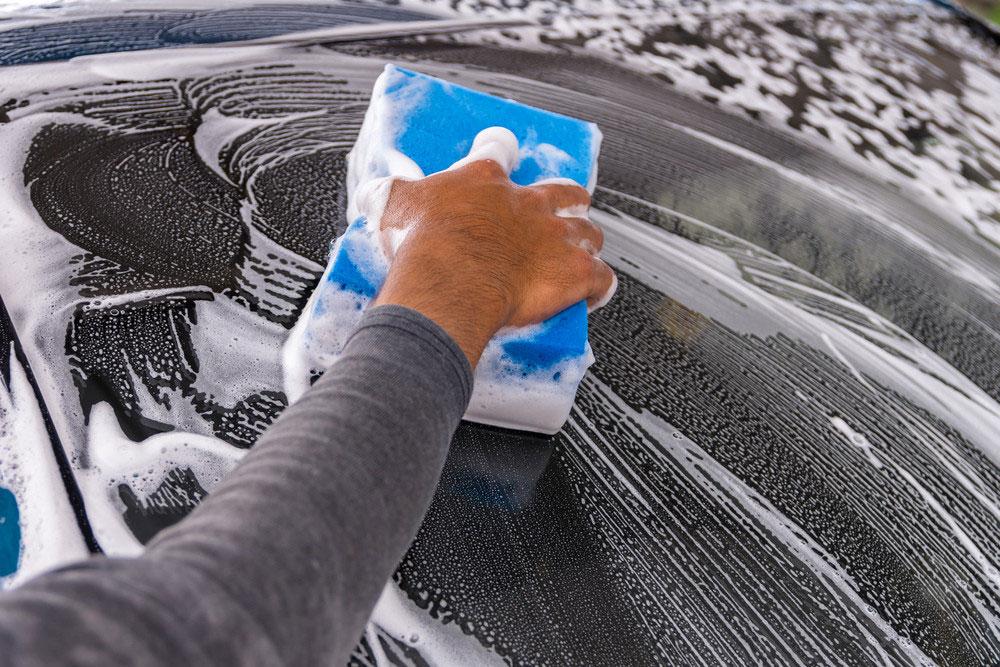 بهترین روش شستن ماشین چیست؟