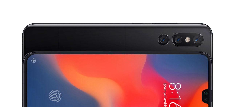 طرح مفهومی شیائومی می ۹ (Xiaomi Mi 9) را ببینید