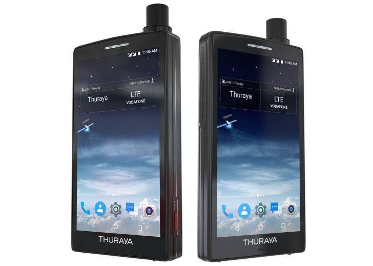 گوشی موبایل ماهواره ای اندرویدی Thuraya X5-Touch