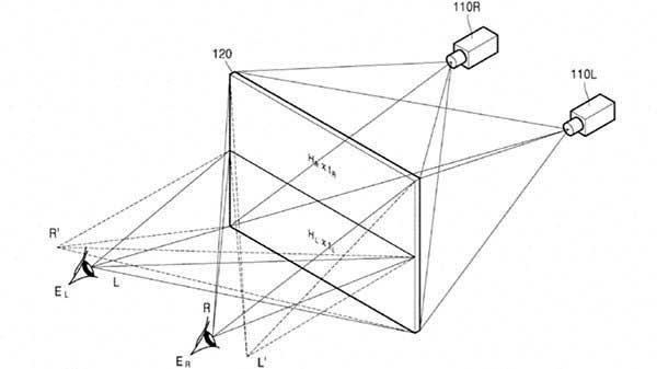 نمایشگر هولوگرافیک سامسونگ در حق اختراع این شرکت دیده شد