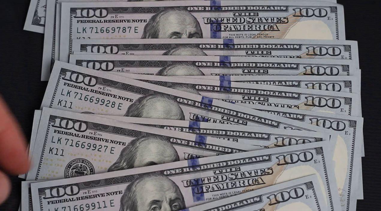 ارزان شدن دلار