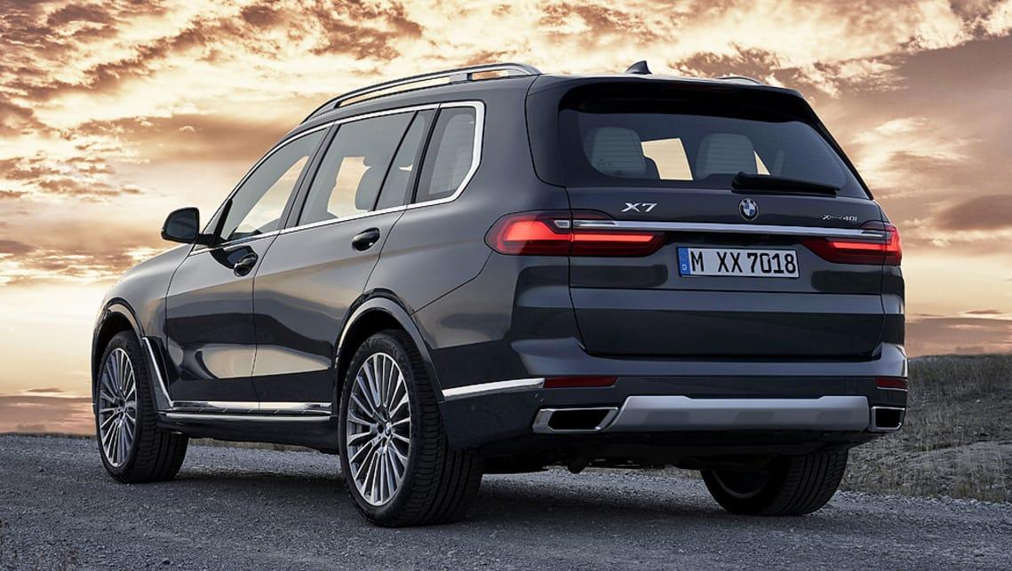 قیمت BMW X7 مشخص شد