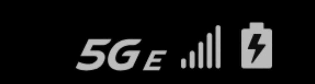 لوگو 5G e