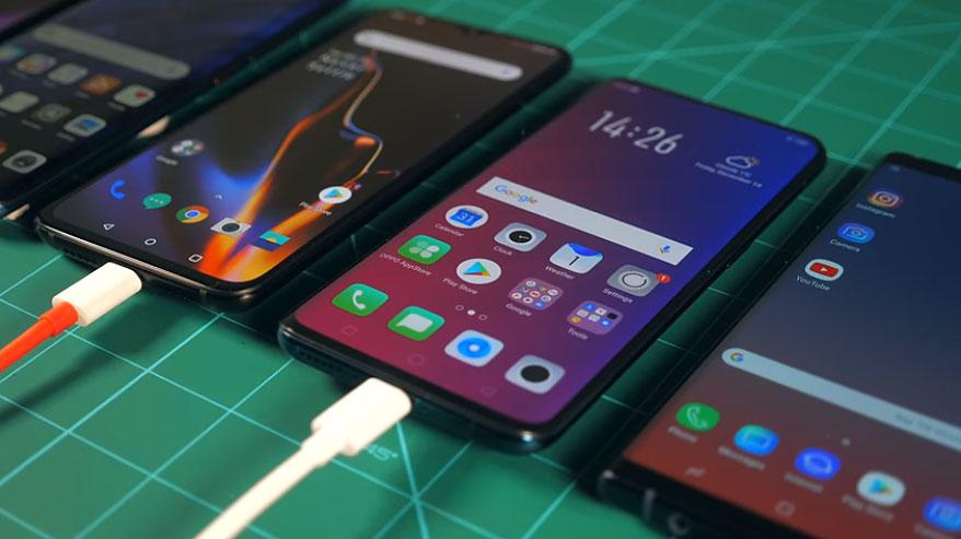 شارژر سریع موبایل