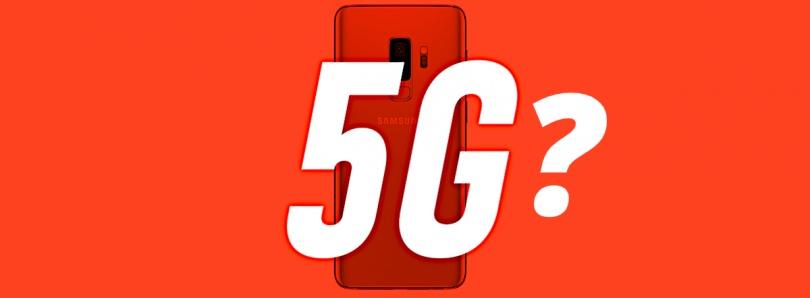 موبایل های سامسونگ پس از آپدیت One UI لوگوی 5G e را تحت اپراتور AT&T نشان می دهند