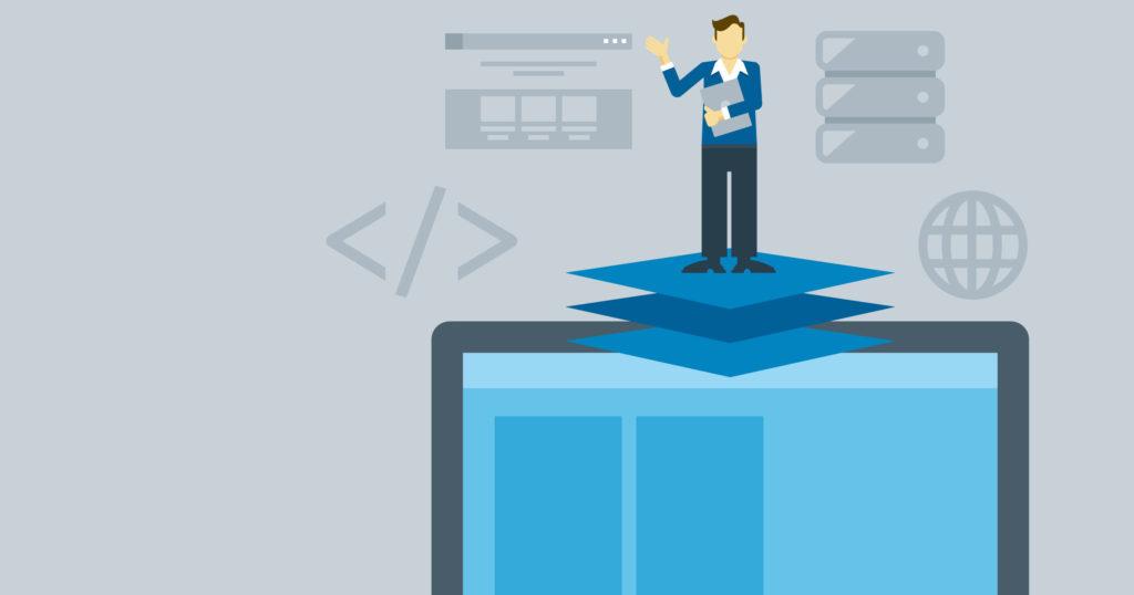 توسعه دهنده وب
