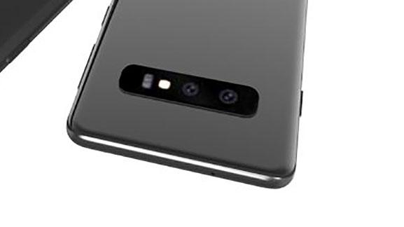دوربین دوگانه گلکسی اس ۱۰