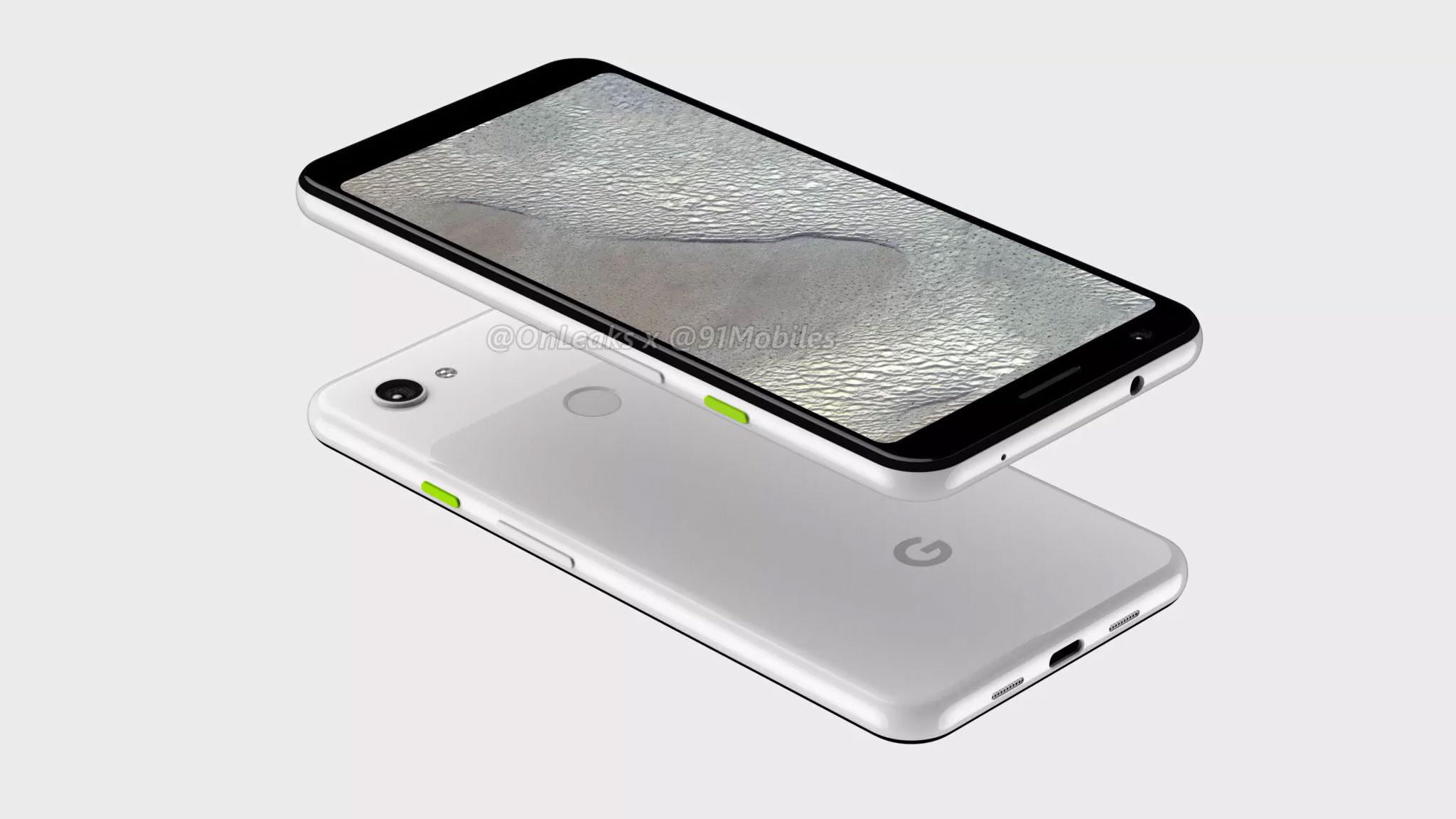 بنچمارک گوگل پیکسل ۴ با اندروید ۱۰ و ۲ گیگابایت حافظه رم دیده شد