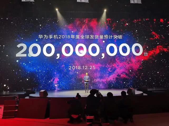 پیش بینی فروش هوآوی برای سال ۲۰۱۸