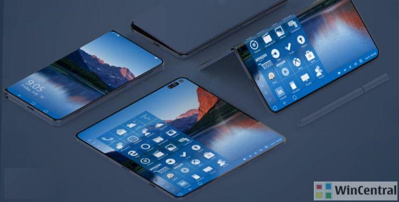 موبایل منعطف مایکروسافت در پروژه اندرومدا سال ۲۰۱۹ عرضه خواهد شد