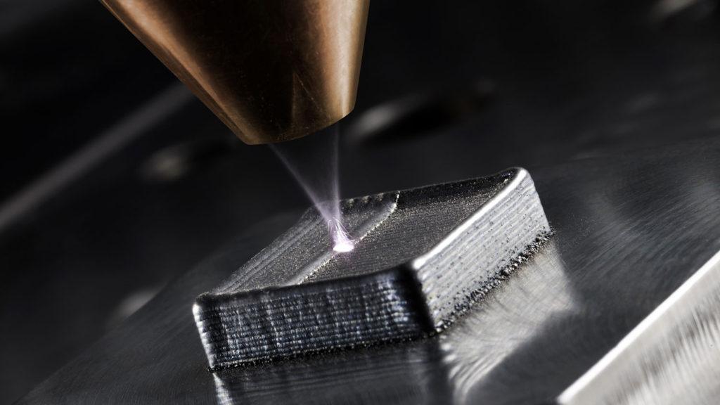 چاپ سه بعدی فلزات
