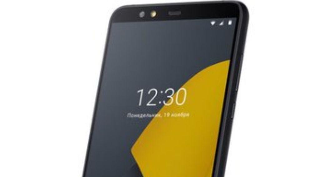 موبایل روسی Yandex Phone لو رفت