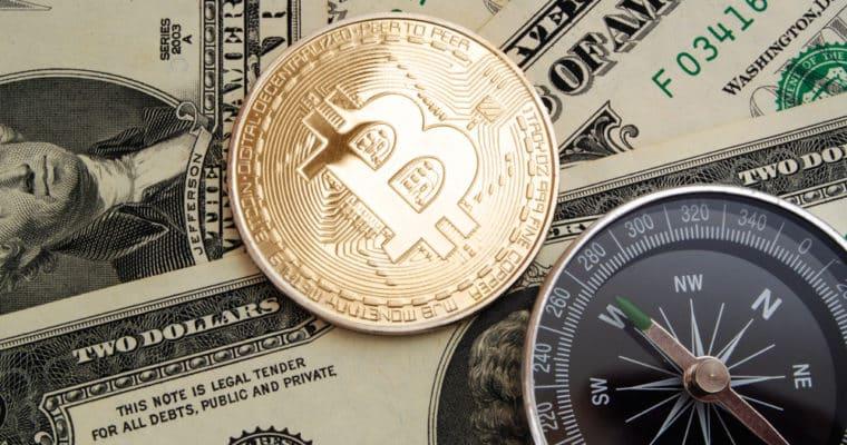 آیا قیمت بیت کوین دوباره به ۴۰۰۰ دلار باز می گردد؟