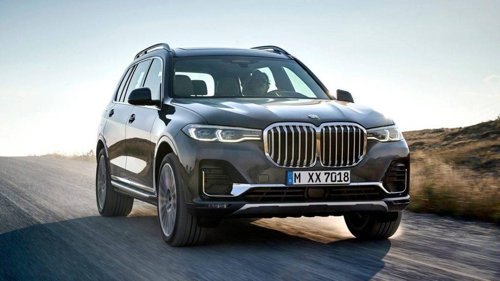 قیمت BMW X7