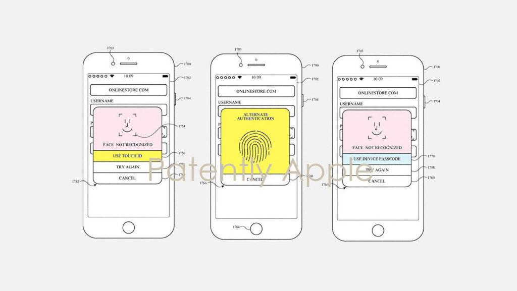 استفاده از Face ID و Touch ID در آیفون