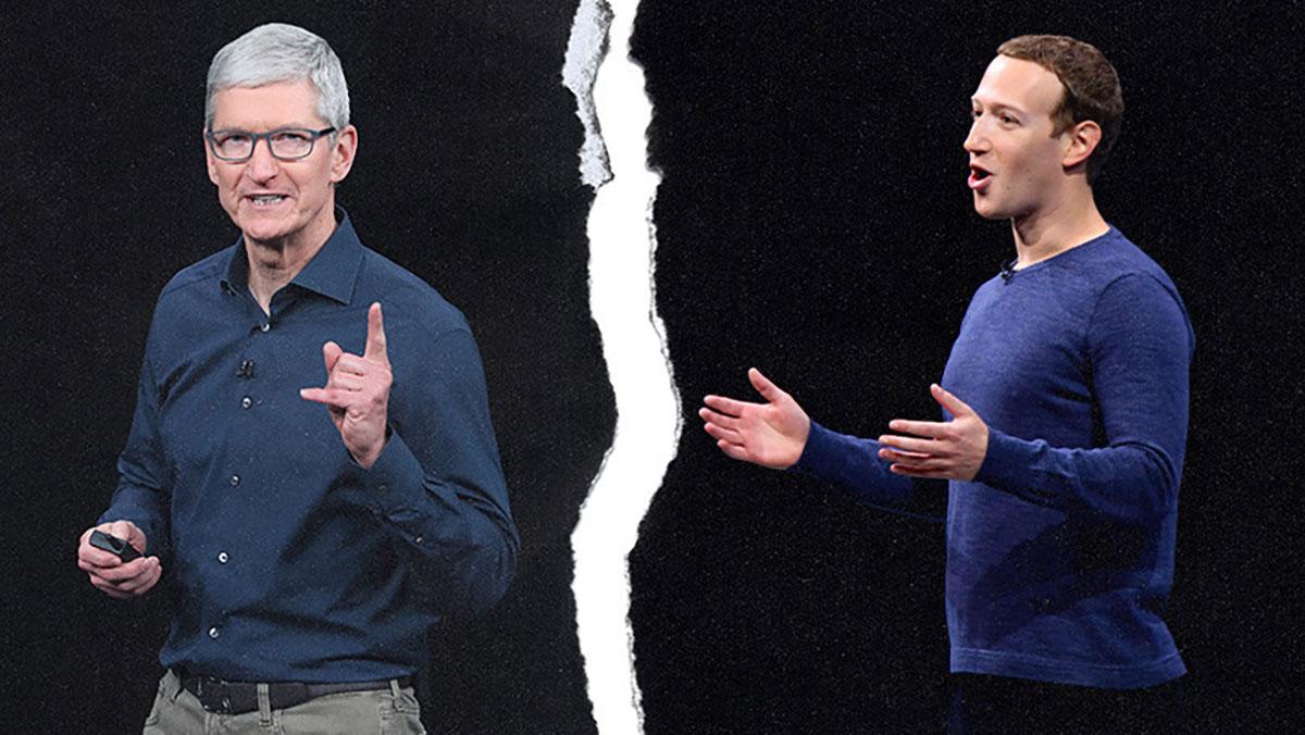اپل دسترسی نرم افزار داخلی فیس بوک iOS را مسدود کرد