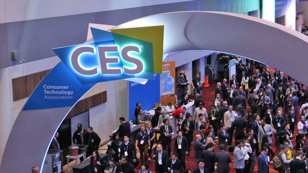 نمایشگاه CES 2019