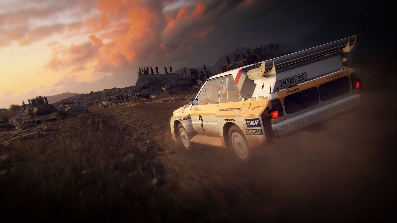 مشخصات لازم برای DiRT Rally 2.0