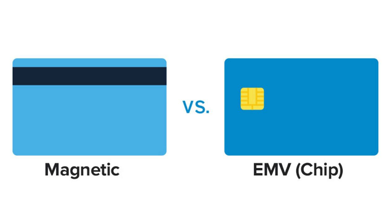 مقایسه کارت هوشمند بانکی EMV با کارت مغناطیسی