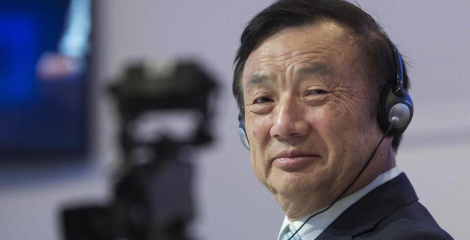 موسس هوآوی می گوید ما جاسوس دولت چین نیستیم