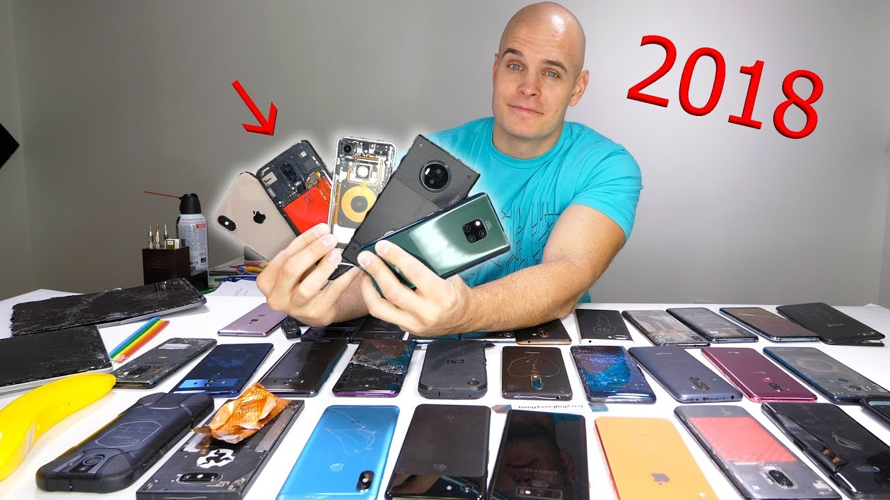 مقاوم ترین موبایل سال ۲۰۱۸
