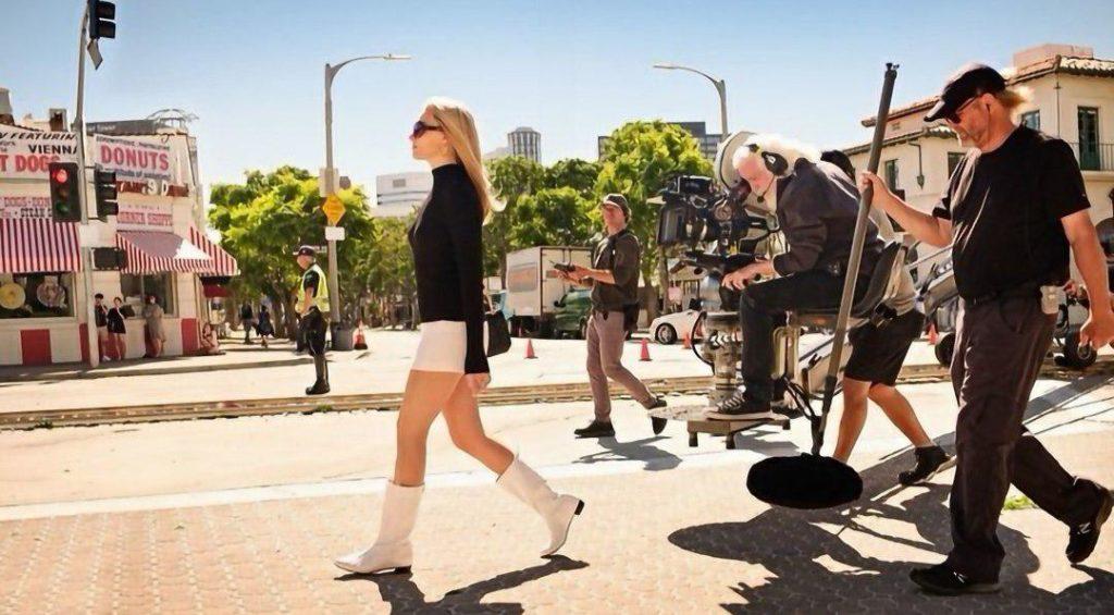 ماگو راگبی در روزی روزگاری در هالیوود