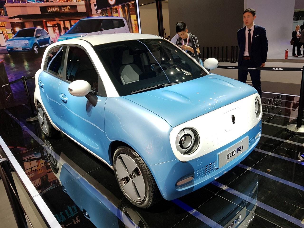 خودرو الکتریکی ORA R1 چینی ها ارزان ترین خودرو الکتریکی دنیا با قیمت پایه زیر ۹ هزار دلار است