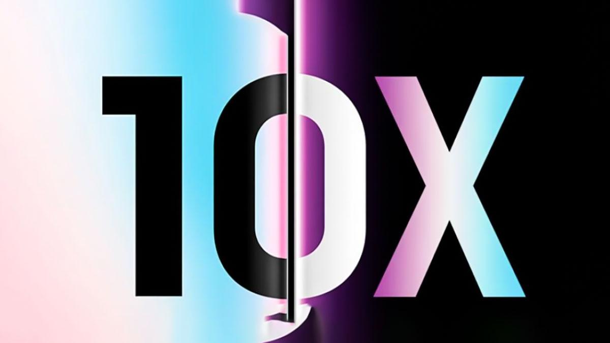 گلکسی اس ۱۰ ایکس
