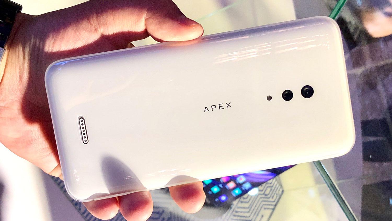 ویوو اپکس ۲۰۱۹ با پشتیبانی از 5G بدون دوربین سلفی، پورت و دکمه ای رسما معرفی شد