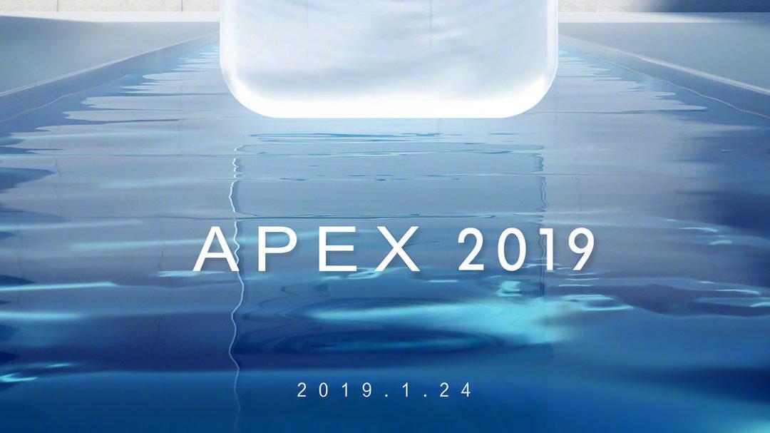 ویوو اپکس ۲۰۱۹ ستاره درخشان مراسم ۴ دی ماه ویوو است