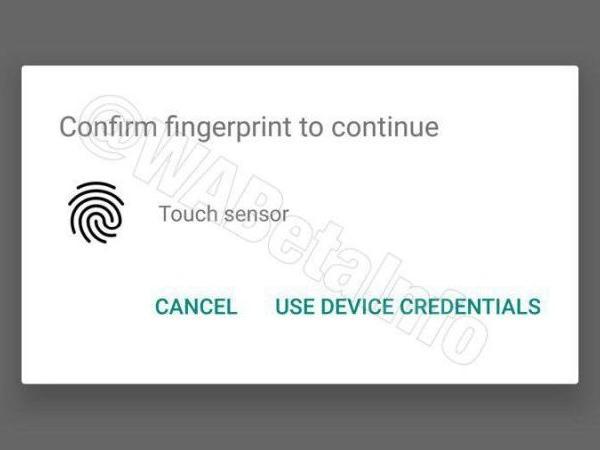 Whatsapp Manager 3 - واتس اپ اندروید قفل حسگراثرانگشت را دریافت می کند