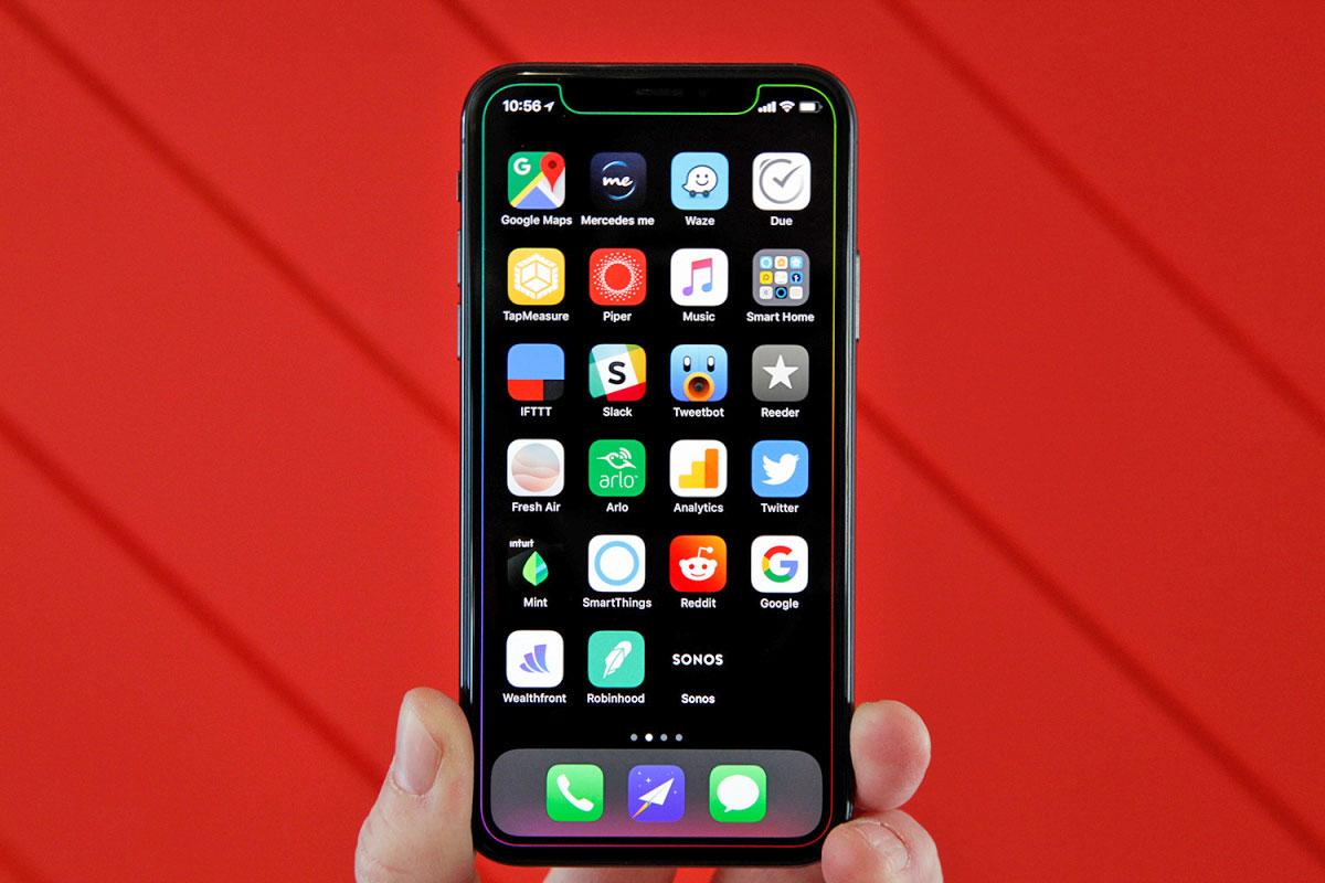 سهم آپدیت iOS 12