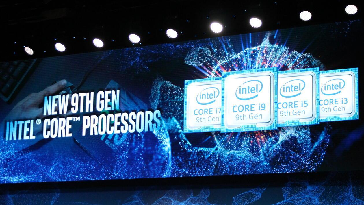 پردازنده نسل 9 اینتل به نام ICE Lake رسما معرفی شد