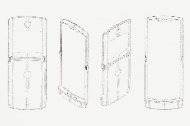 موتورولا RAZR 2019 موبایل منعطف موتورولا با ناچ خواهد بود