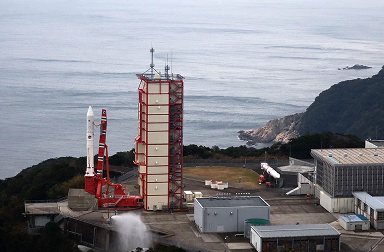 پرتاپ ماهواره ژاپن